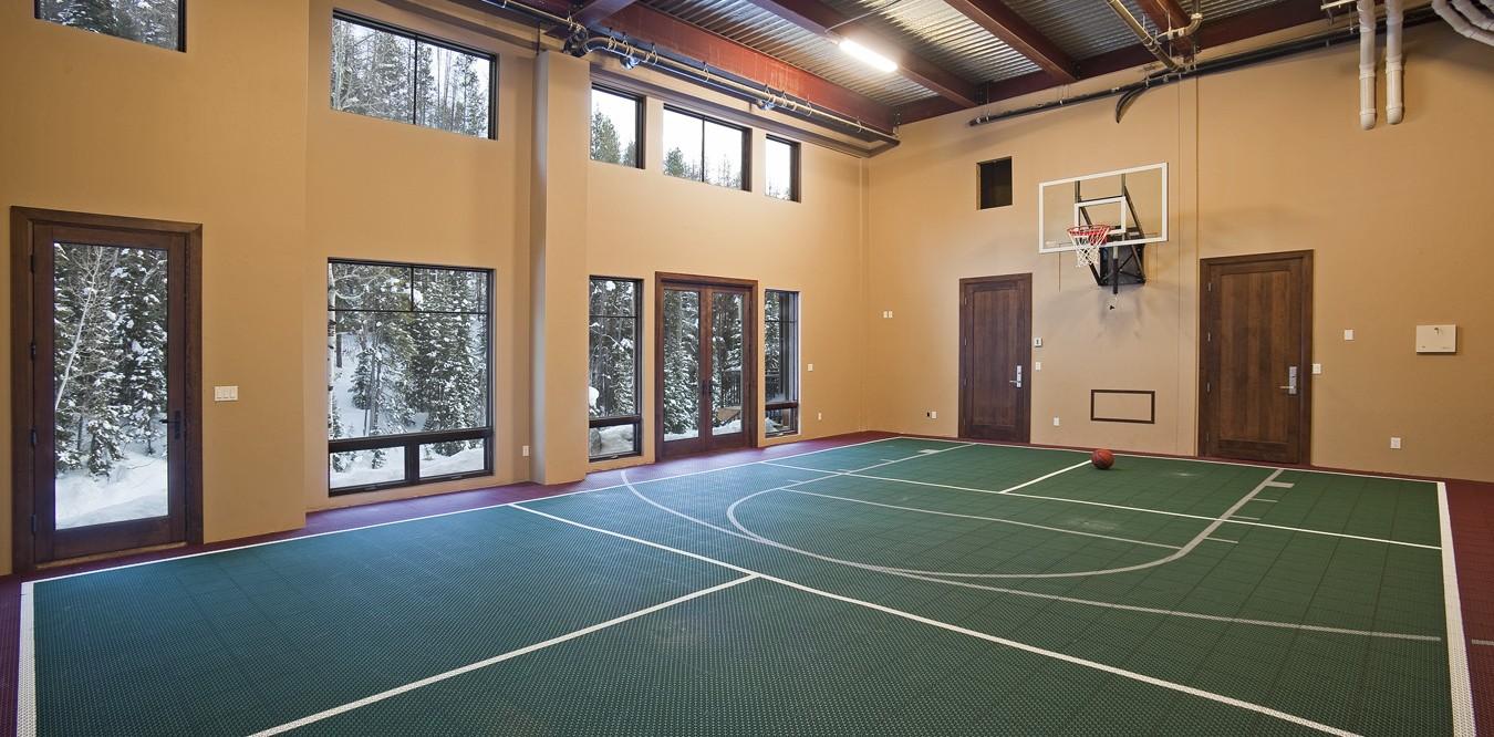 OTE Basketball Court